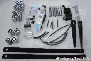"""L200   Тюнинг джипов и внедорожников, аксессуары для джипов в магазине """"Джипер"""""""